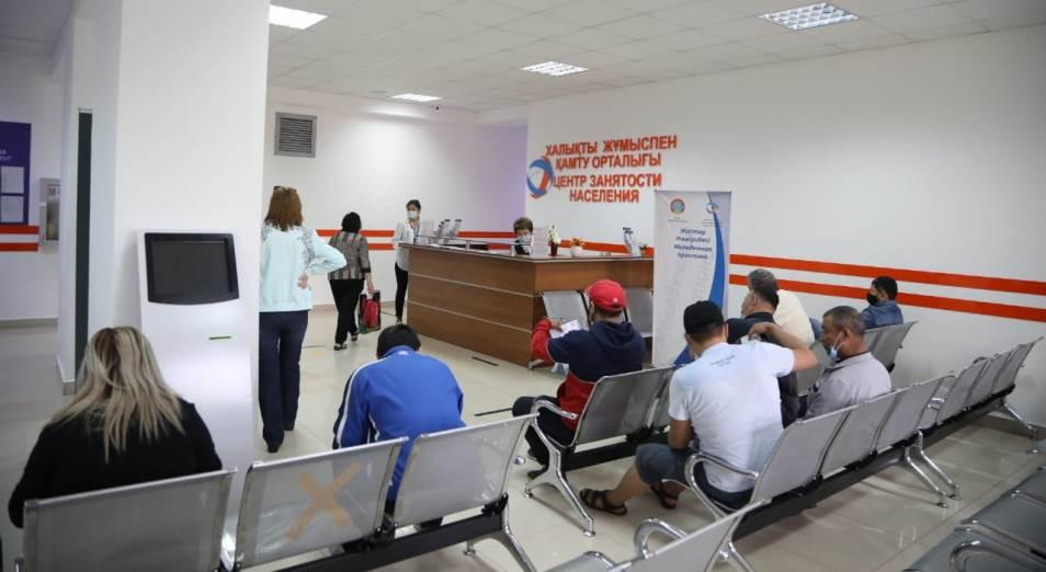 Уровень безработицы в Казахстане вырос до 5%