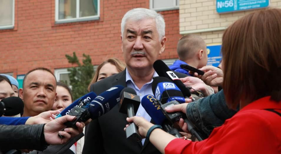 Кандидат в Президенты Казахстана Косанов намерен поздравить Токаева с победой и рассчитывает на диалог