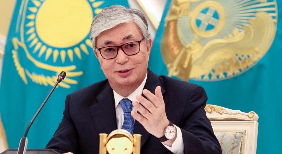 Касым-Жомарт Токаев поздравил казахстанцев с праздником Ораза айт
