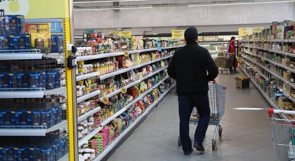 Покупатели перешли с базаров в крупные торговые сети