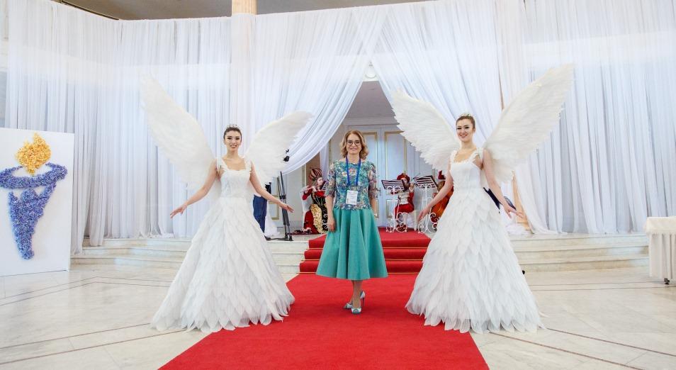 «Весенний бал» в честь лидеров экономики провели в Астане, Весенний бал, Астана, лидеры экономики, бизнес, предпринимательство
