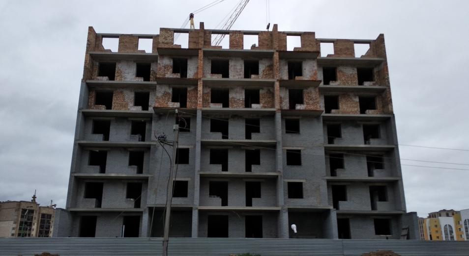 «Акимат не дает гарантии завершения строительства»