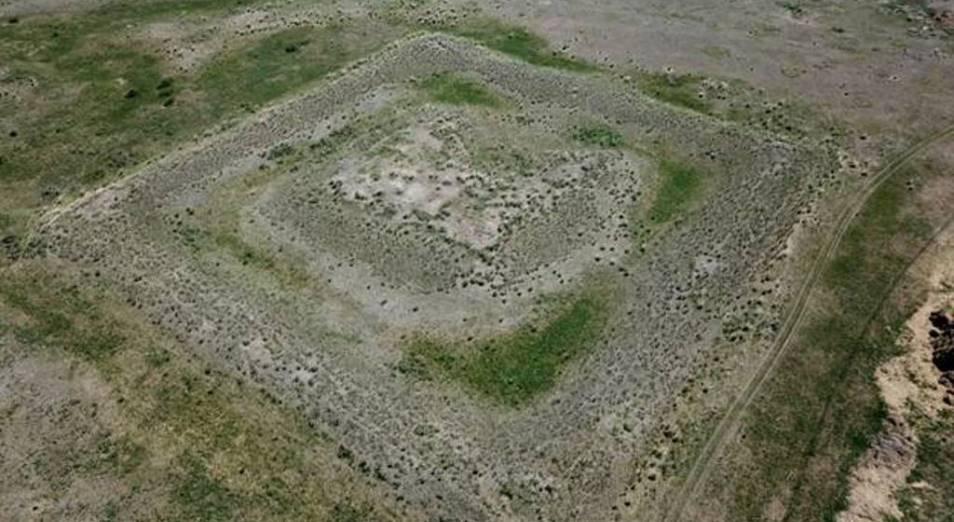 Следы средневековых городищ найдены в Восточном Казахстане