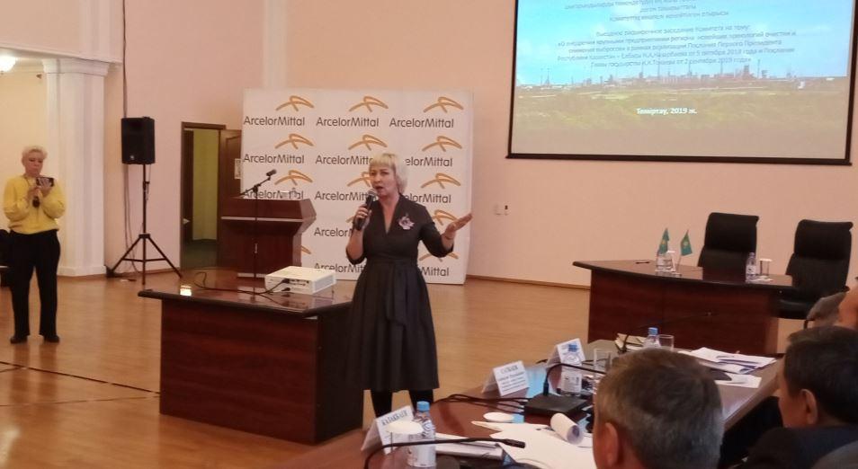 24% всех промышленных выбросов в стране оседает в Карагандинской области