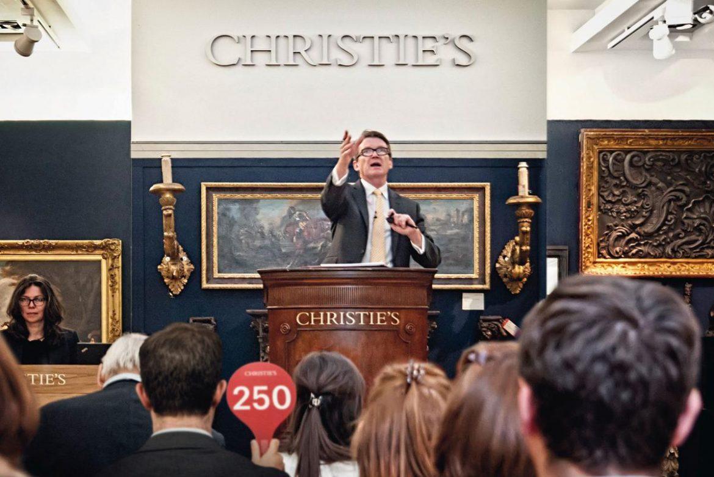 Аукцион русского искусства Christie's впервые пройдет онлайн