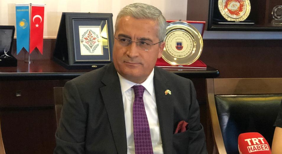 Турция предлагает Казахстану взаимную торговлю в нацвалютах