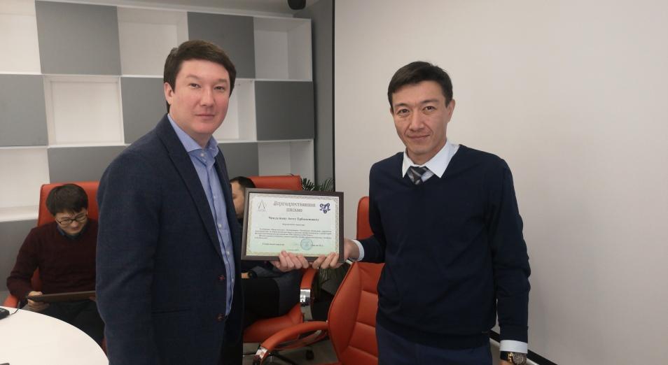 ТОО «Премиум Ойл Транс» названо самой успешной транспортной компанией Казахстана