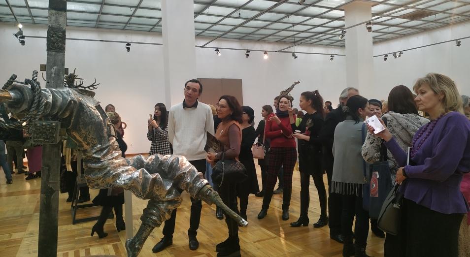 В музее Кастеева открылись две выставки