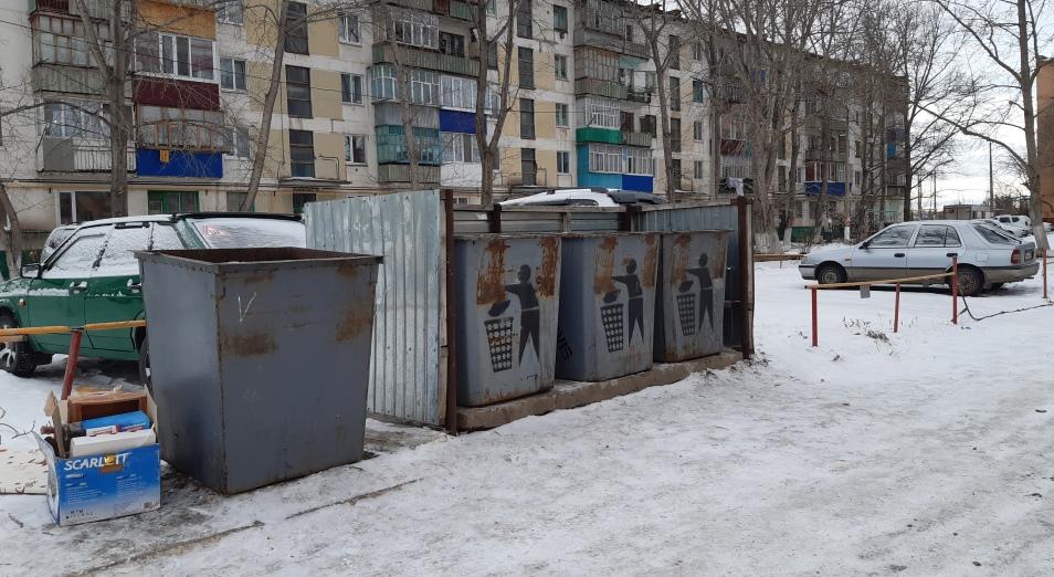 Война за мусор