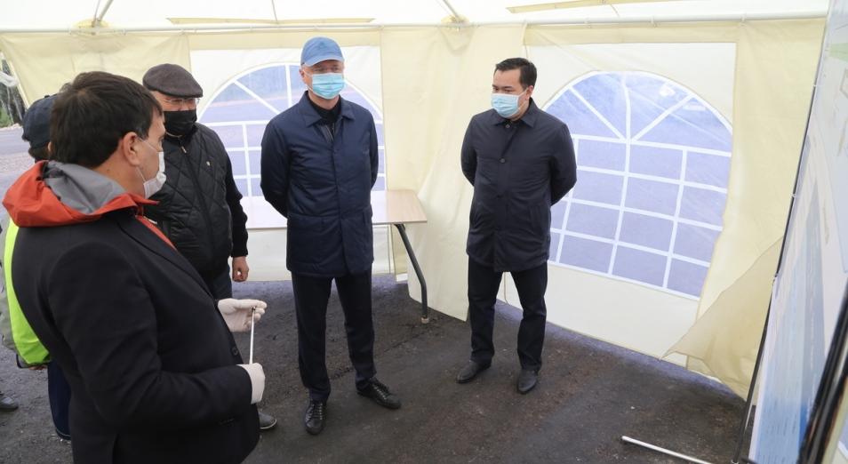 Бетон штопаный XIII: трасса Темиртау – Караганда стала аналогом LRT, подорожав на 3 млрд