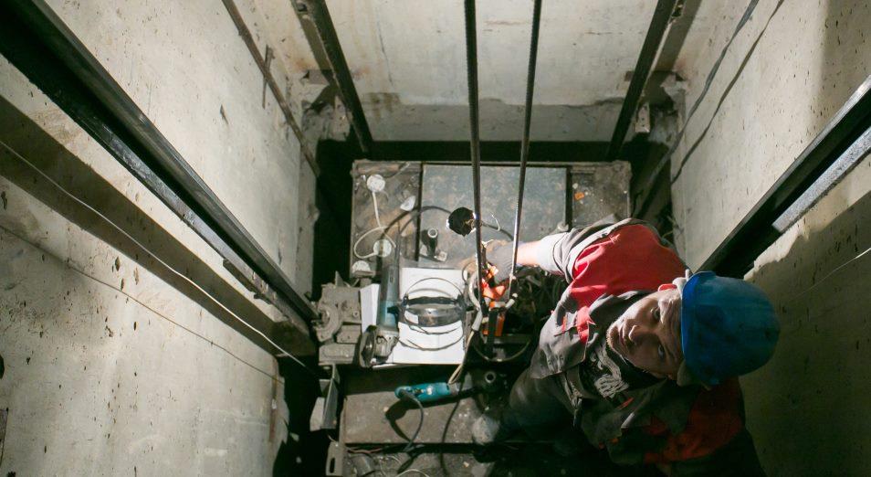 Замена лифтов каждому жильцу обойдется в 3000 тенге
