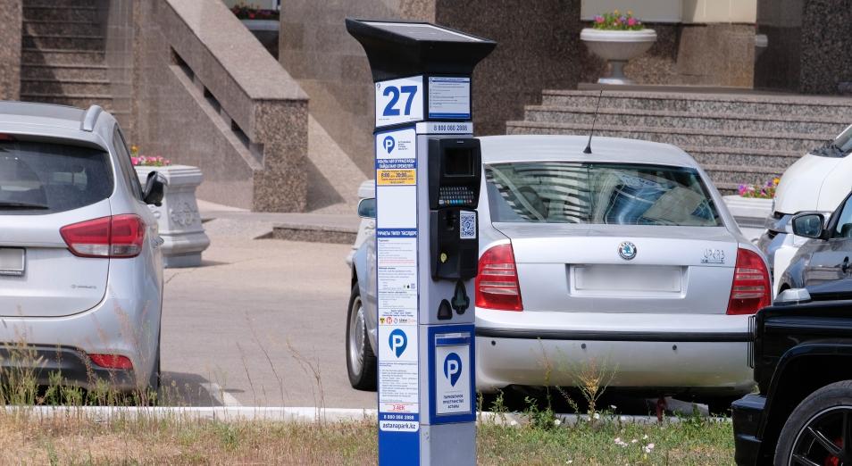 Площадь платных парковок в столице вырастет в 10 раз