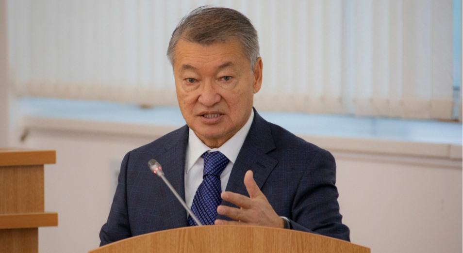 Даниал Ахметов: «Ни один проект не должен проводиться только за счёт государства»