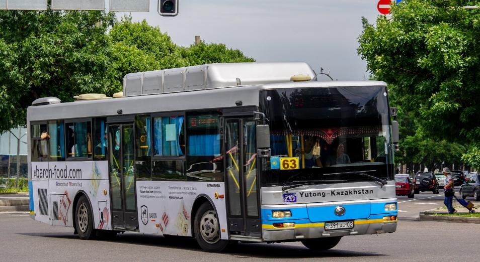 В столице разрешили общественный транспорт в выходные