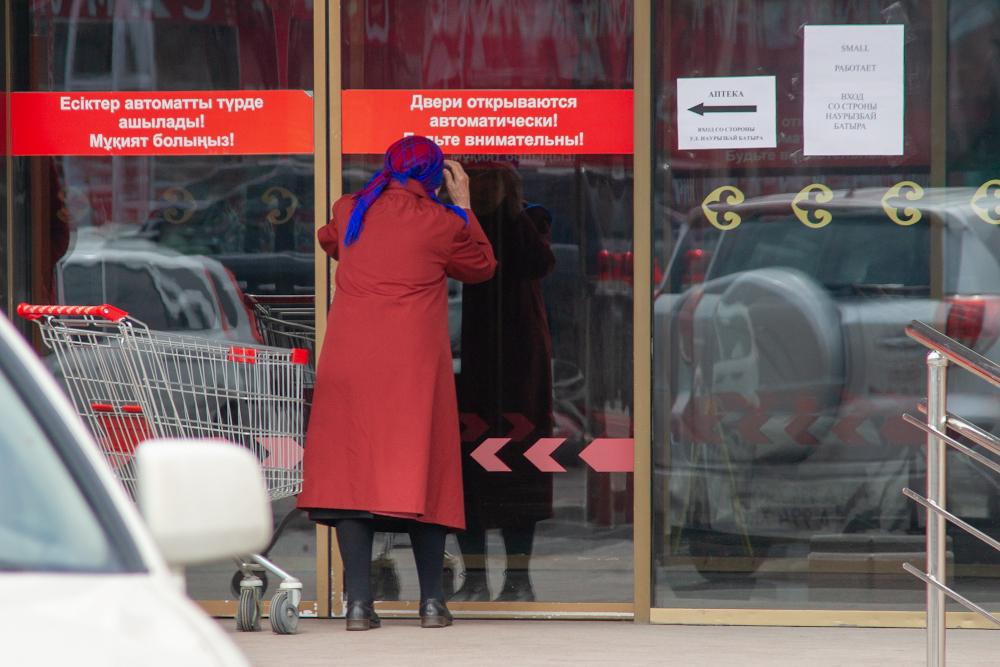 Некоторые виды бизнеса Алматы не смогли возобновить работу