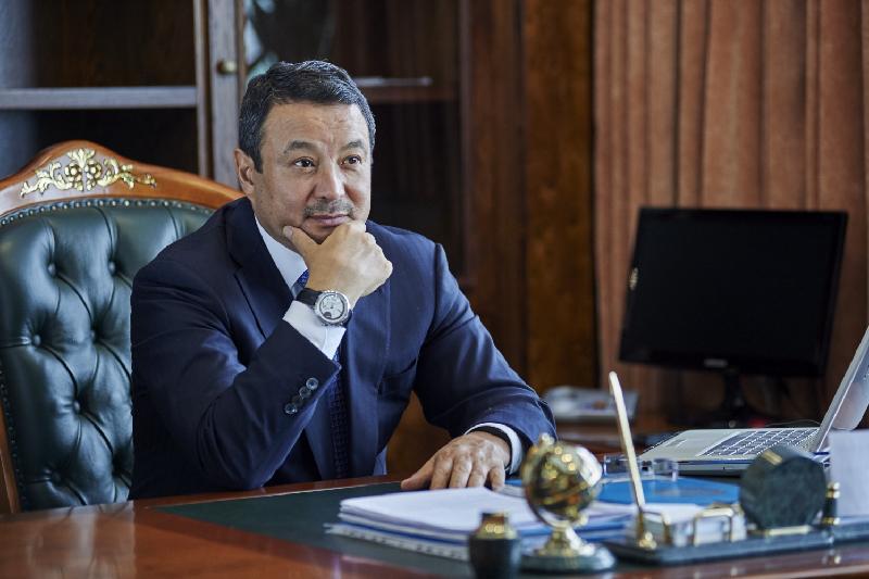 На пост президента AIBA выдвинули Серика Конакбаева