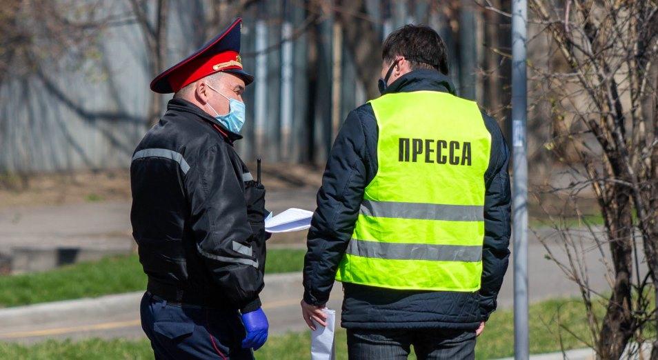 Опубликованы правила для журналистов на мирных собраниях