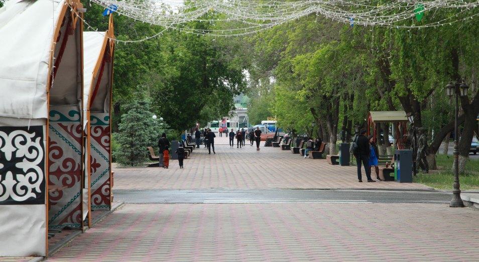 Ситуация с COVID-19 в Нур-Султане