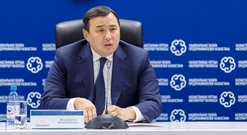 Аблай Мырзахметов – по мерам поддержки бизнеса, озвученным в обращении главы государства Касым-Жомарта Токаева