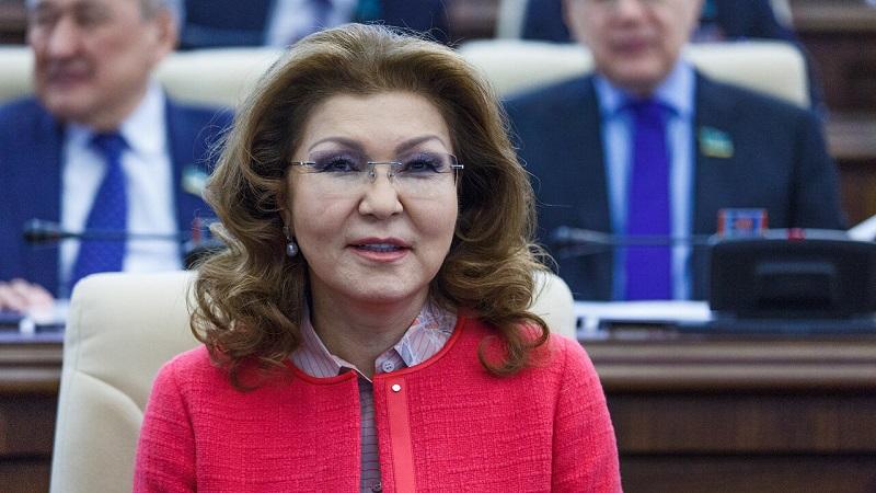 Дарига Назарбаева переизбрана спикером сената Парламента Казахстана