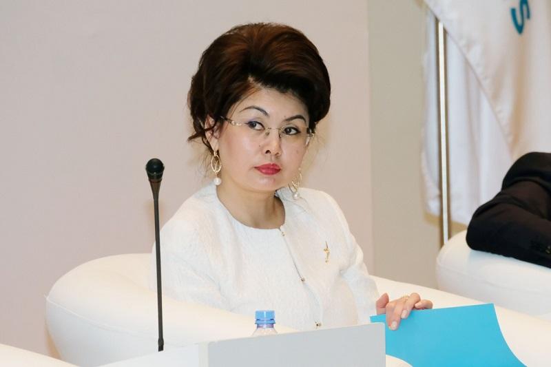 Аида Балаева стала министром информации и общественного развития Казахстана