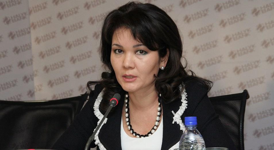 Умут Шаяхметова: «Существующие проблемы финансового сектора необходимо решать вместе»