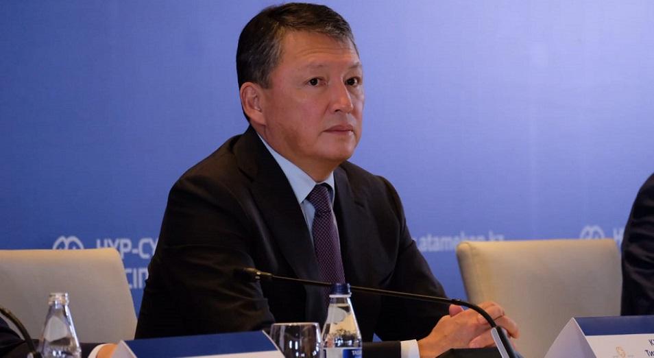 Тимур Кулибаев поздравил казахстанцев с Победой