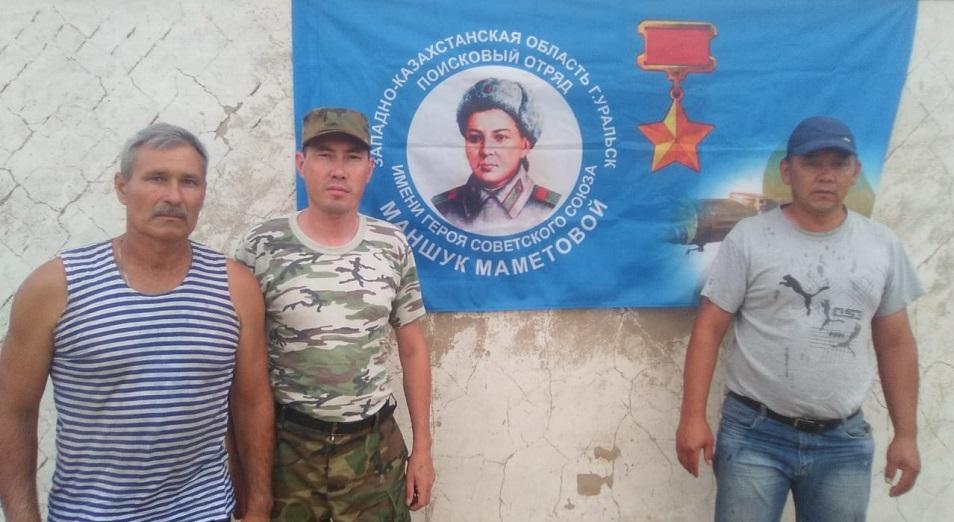 «На территории Казахстана велись боевые действия во время ВОВ»
