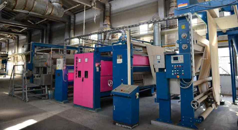 В Шымкенте ищут инвесторов для запуска банкротных текстильных фабрик, Шымкент, производство , Индустрия, текстильные фабрики, инвестиции, БРК, Легкая промышленность