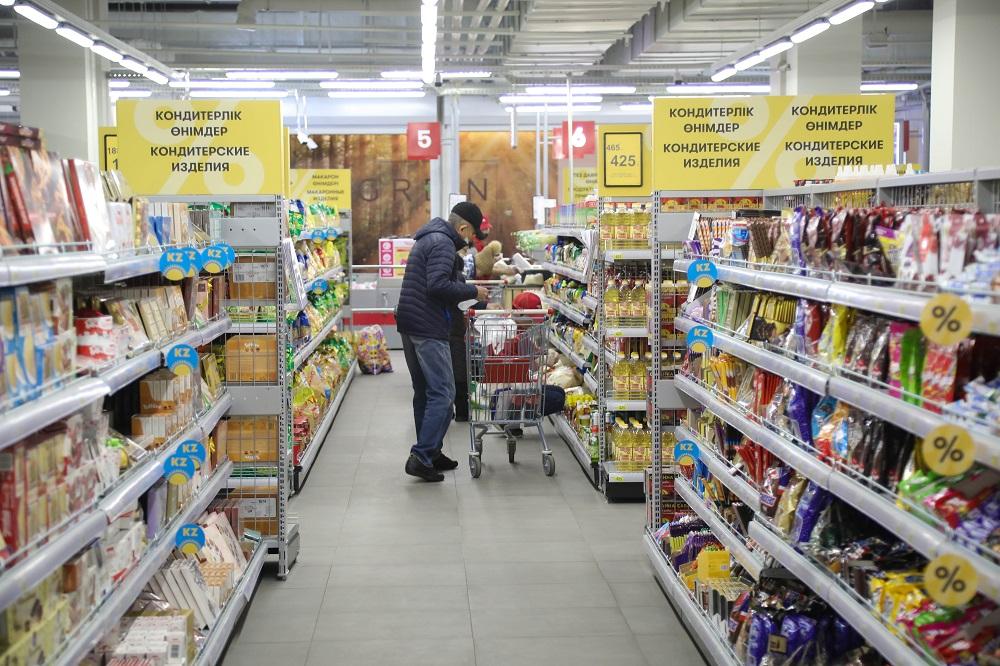 Казахстанцы станут тратиться на продукты на 10% меньше – Султанов