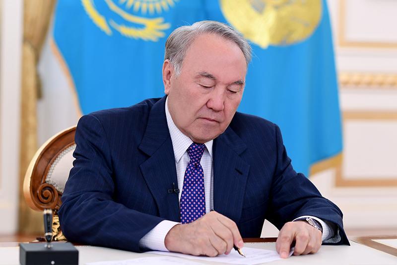 Назарбаев утвердил общенациональный план мероприятий по реализации своего послания народу страны