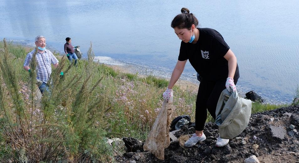Ассоциация ECOJER выступает за сохранение столичного озера Малый Талдыколь