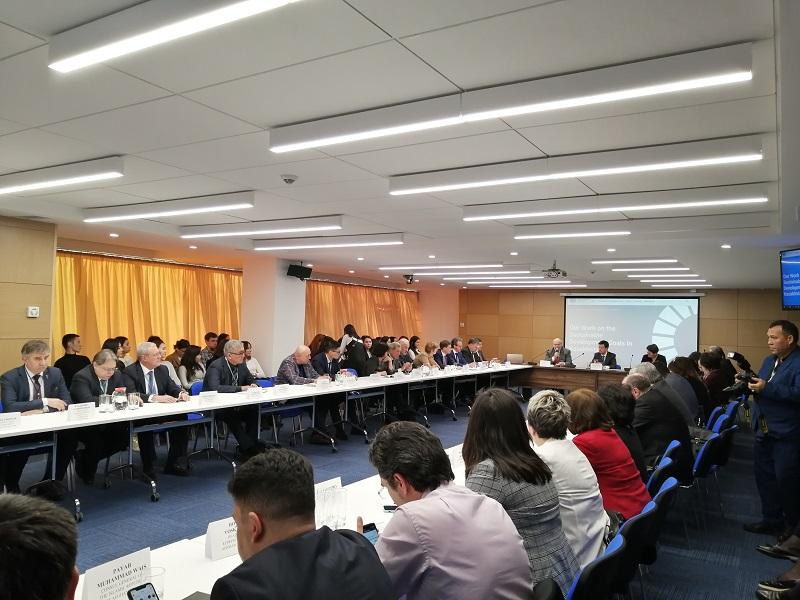 В честь 75-летия ООН в Алматы состоялся круглый стол на тему «75-летие ООН: взгляд в будущее»