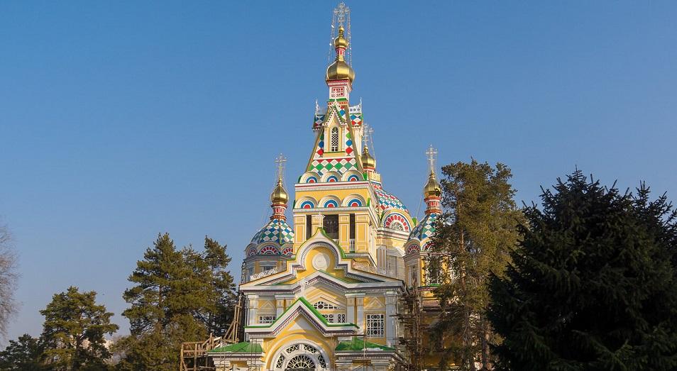 Облик главного собора алматинской епархии воссоздадут  , Алматы, Свято-Вознесенский кафедральный собор, Религия
