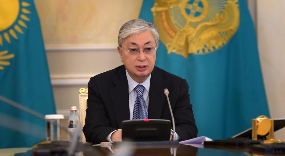 Жизнь в режиме ЧП: обращение Касым-Жомарта Токаева к казахстанцам