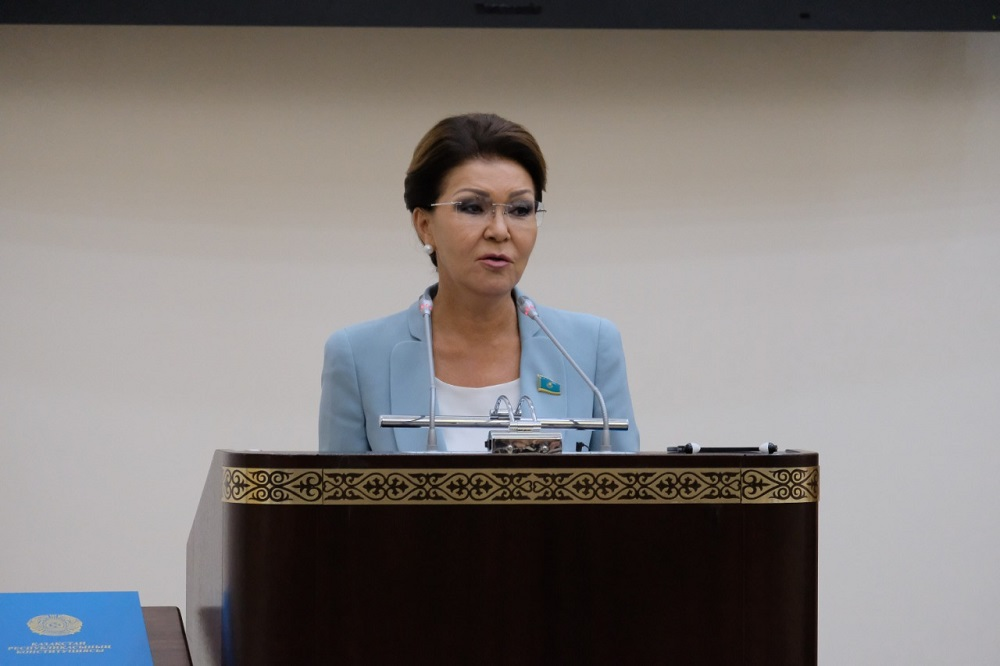Дарига Назарбаева продолжила руководить Конгрессом молодежи РК