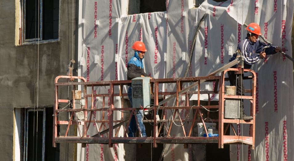 Строительство нуждается в дешевых кредитах и налоговых послаблениях