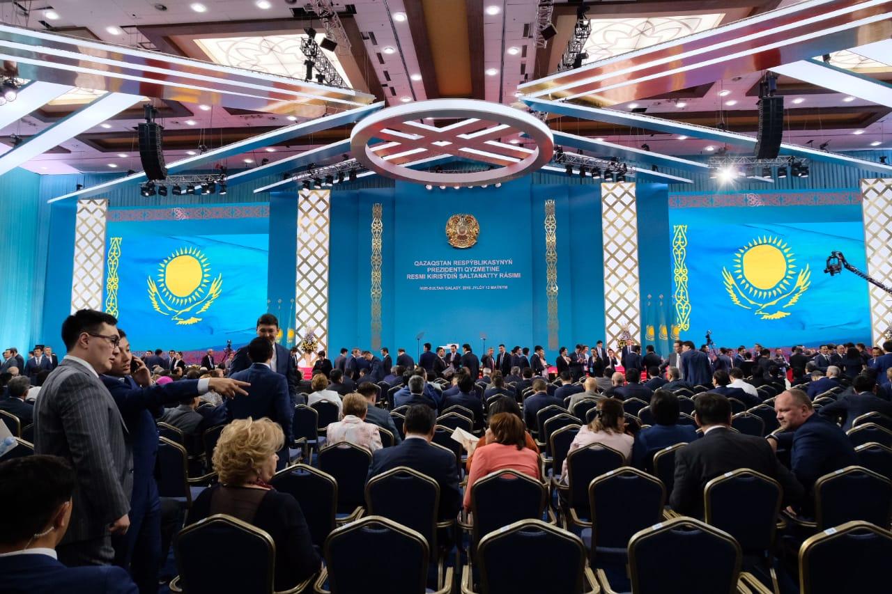 В Казахстане пройдет инаугурация Президента Касым-Жомарта Токаева