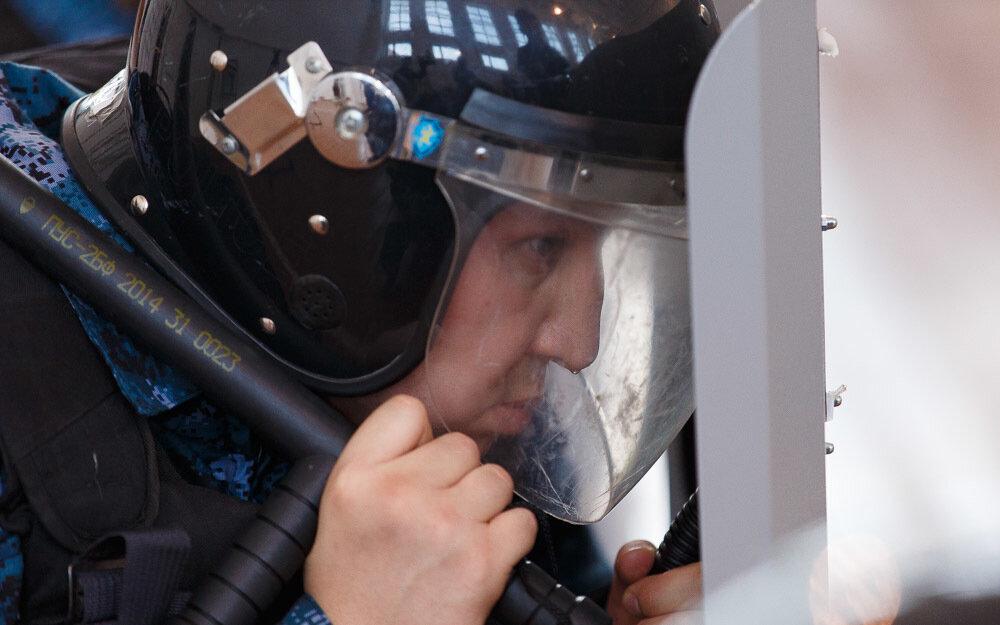 Ситуация в Алматы находится под контролем – полиция , Алматы, Полиция