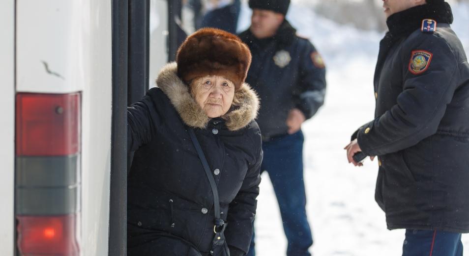 С 1 марта в Павлодаре могут отменить часть льгот на проезд в общественном транспорте