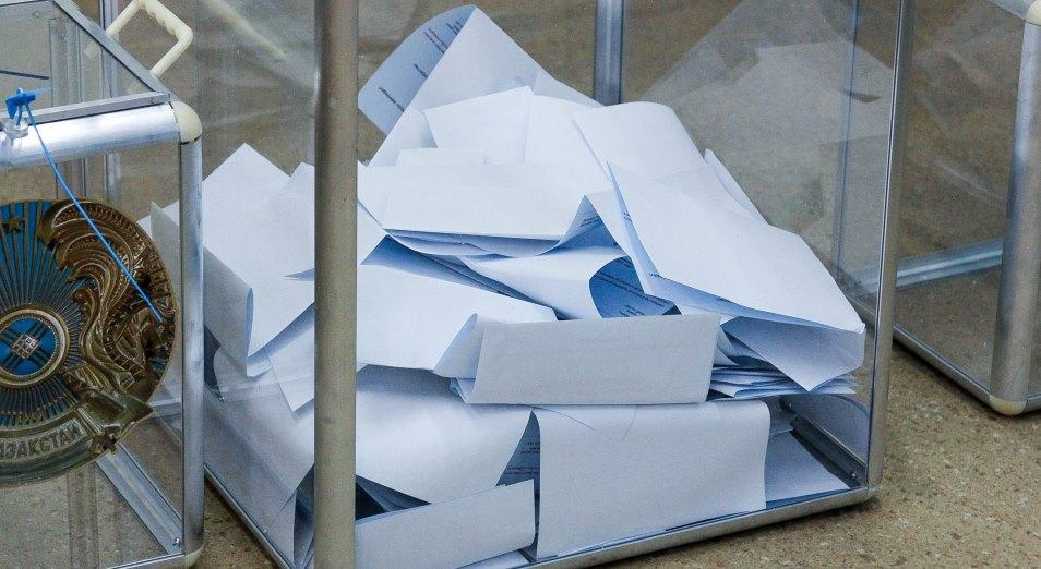 Проведение выборов сельских акимов планируется финансировать через ЦИК за счет бюджета