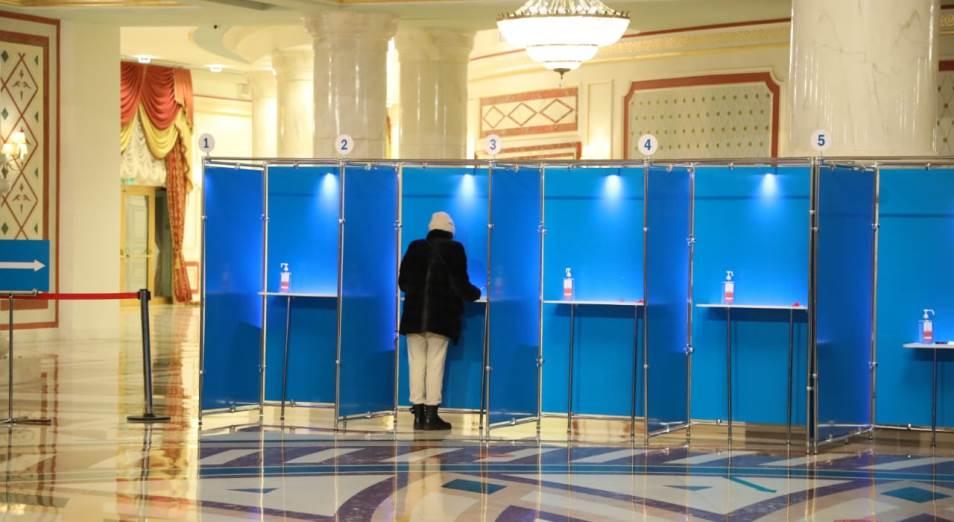 Три партии предварительно проходят в нижнюю палату парламента  – данные exit-poll