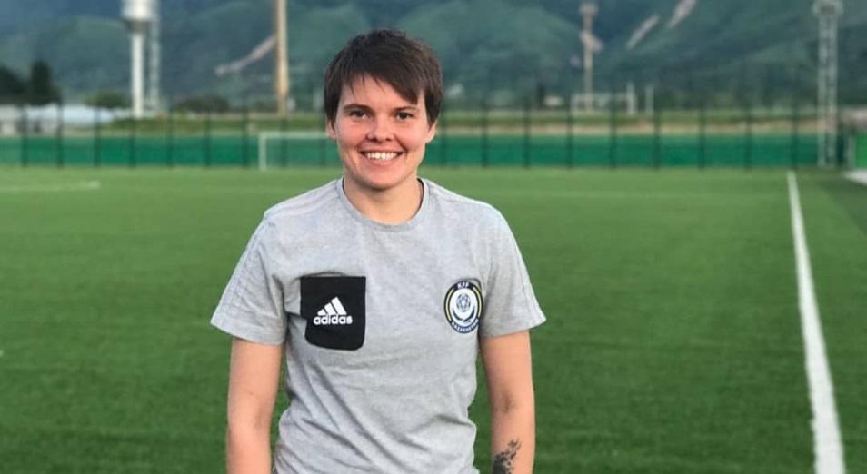 Ирина Сандалова: «Президент моего футбольного клуба сказал, что я могу больше не приезжать»