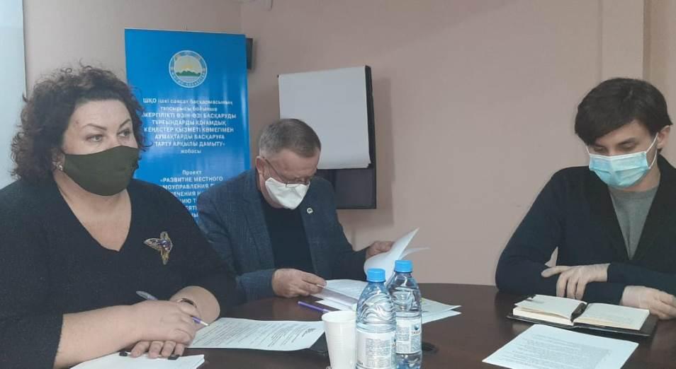 В Восточном Казахстане предлагают выдавать государственные гранты по ДКБ-2025 по-другому