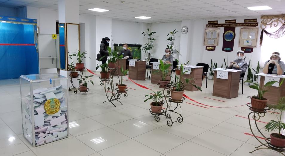 Как проходят выборы в Павлодаре