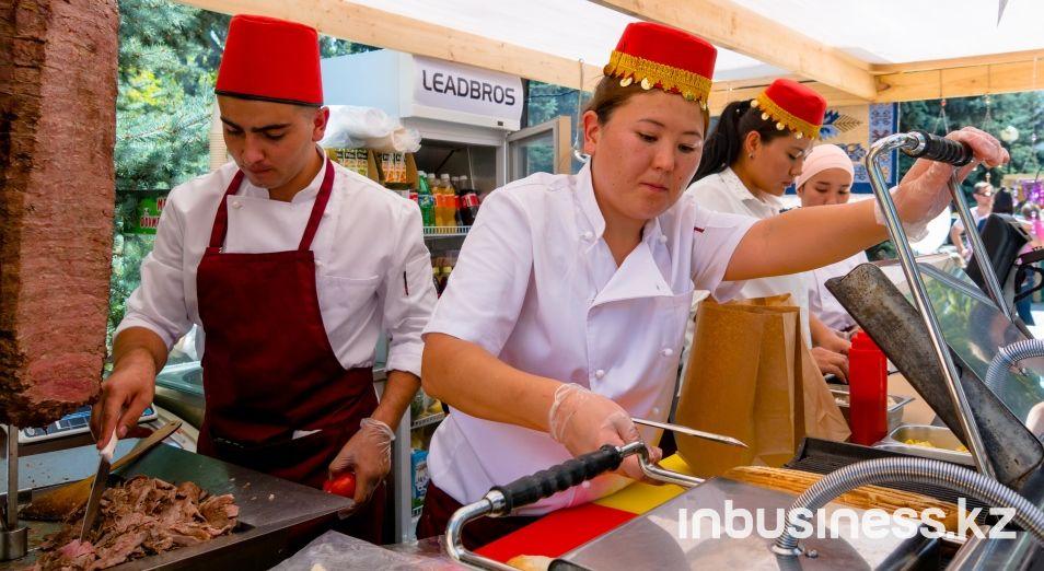 О вкусах не спорят, Алматы, Праздник, Фестиваль, Вкусная Алма-Ата, еда, Продукты питания
