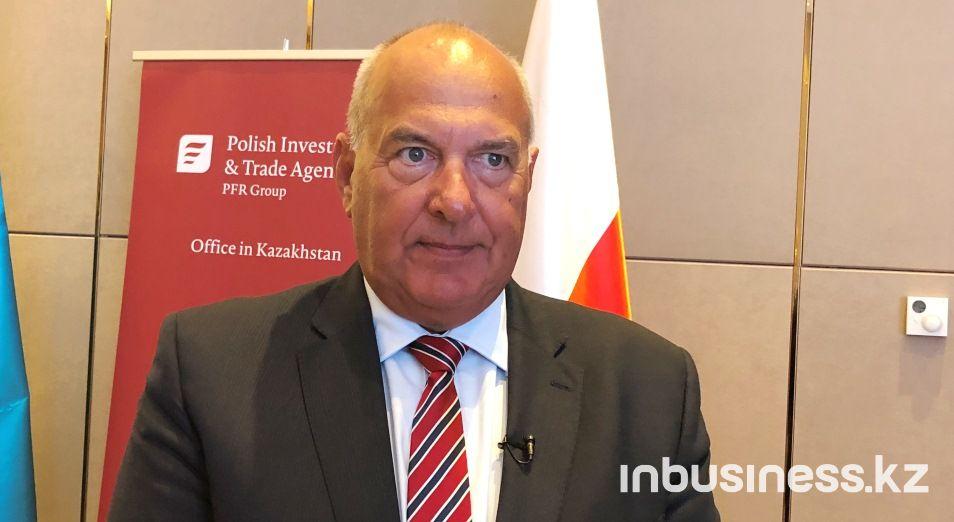 Польша «прорубила окно» в Азию из Казахстана, Польша, Тадеуш Кощинский, Товарооборот, торговля, IT, АПК, инвестиции, Один пояс – один путь