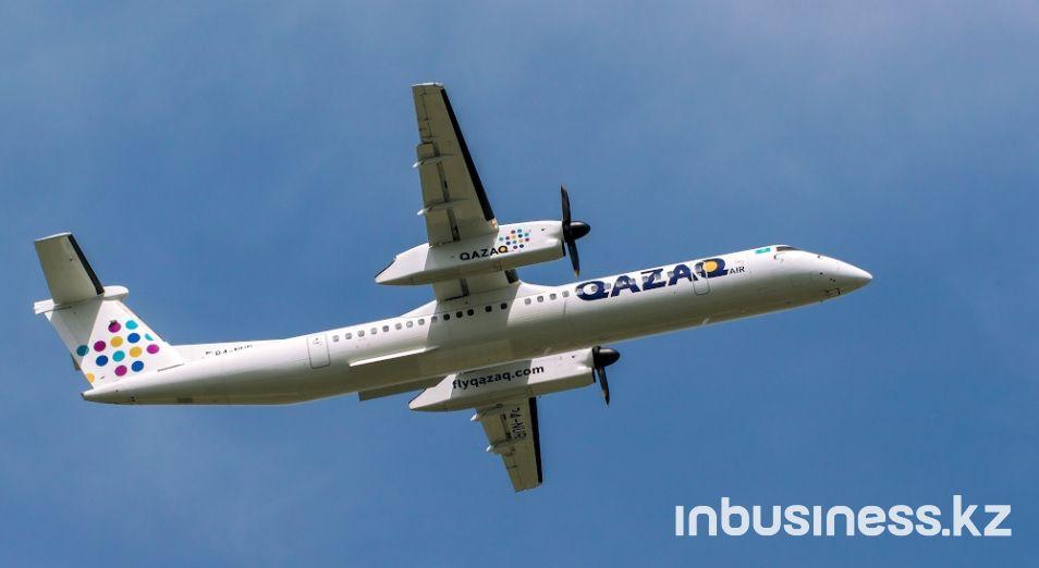 Qazaq air увеличивает авиапарк, ФНБ «Самрук-Казына, Самолеты, Bombardier Inc., Qazaq Аir, Авиакомпания, Пассажирские перевозки, Авиаперевозки