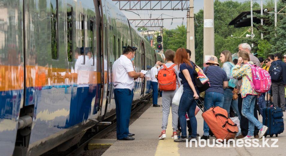 Ж.-д. перевозчики не смогут резко поднимать стоимость билетов, железная дорога, Перевозки, Пассажирские перевозки, КТЖ, Тулпар-Talgo