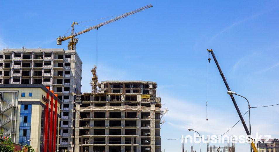 Инвестиции в жилищное строительство выросли на треть, строительство, недвижимость, жилая недвижимость, инвестиции,Нурлы Жер